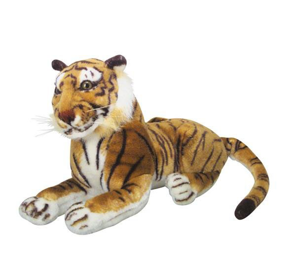 "15"" Tiger Plush"
