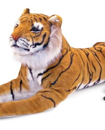 "40"" Tiger Plush"