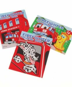 Firefighter Notebooks Carnival Prize