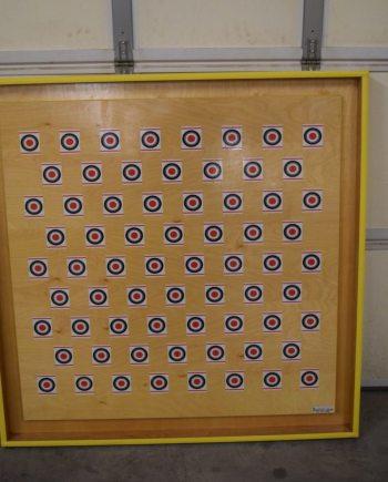 Lucky Strike Dime Pitch Board