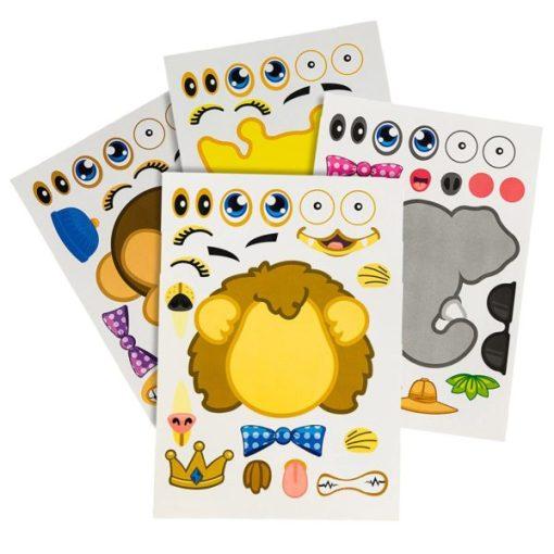 Make A Zoo Sticker