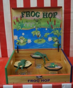 Frog Hop Case Game