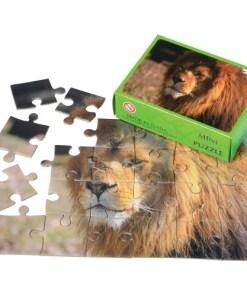 Wild Animal Jigsaw Puzzle Carnival Prize