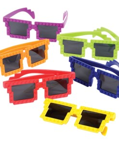 Block Mania Toy Glasses