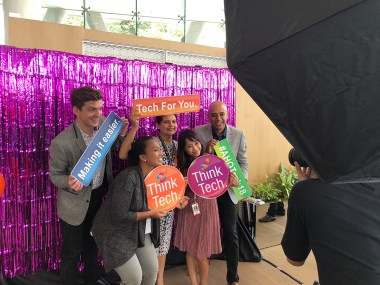photo booth for event