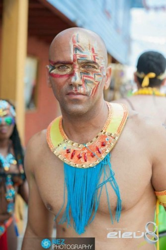 Carnival-faces-artistry