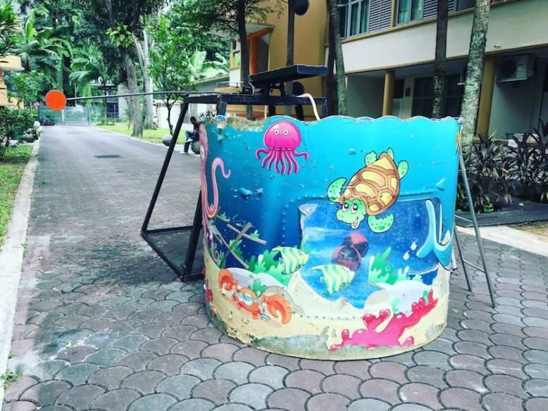 Dunking Machine Singapore