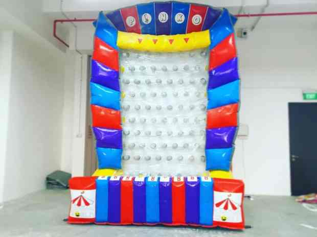 Plinko Game Booth