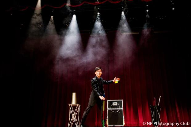 Singapore Stage Magician