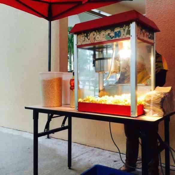 Popcorn Rental Singapore