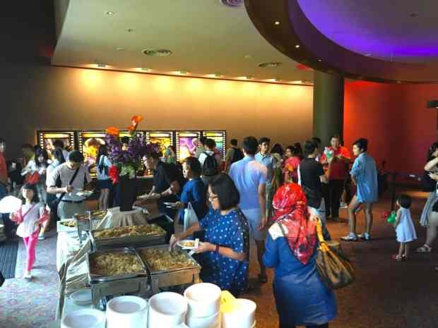 Movie Family Day Event Planner
