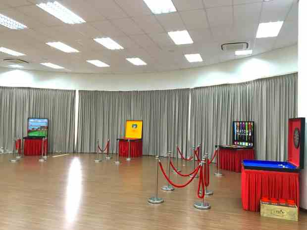 Professional Event Game Stalls for rent