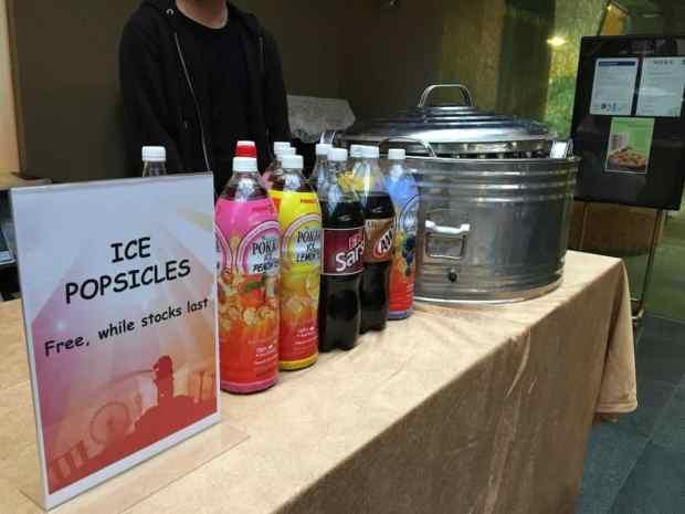 Thai Ice Popsicle Singapore