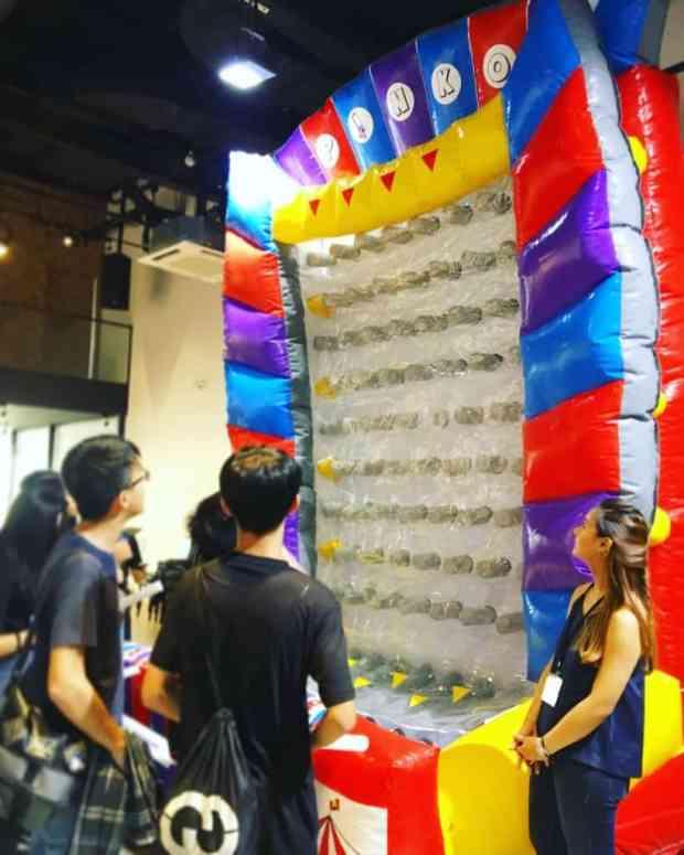Plinko Prize Game Rental Singapore