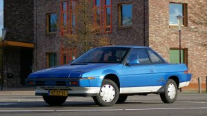 Subaru XT Turbo AWD 1
