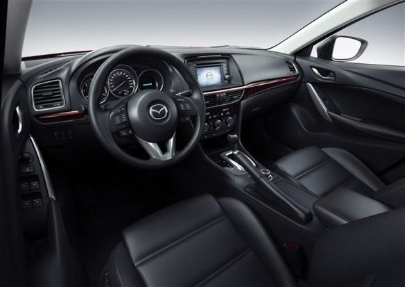 Mazda6_Interior