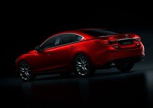 Mazda6 2015_studio_rear