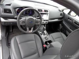 Subaru Outback 2.5 Lineartronic 11