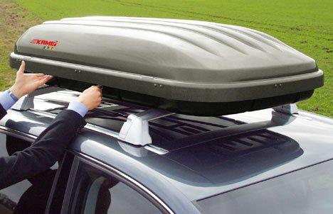 Багажник на крышу автомобиля – как выбрать и осуществить ...