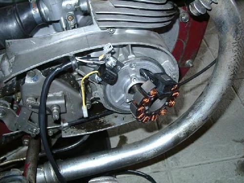 Как выставить зажигание на скутере – выбираем подход к ...