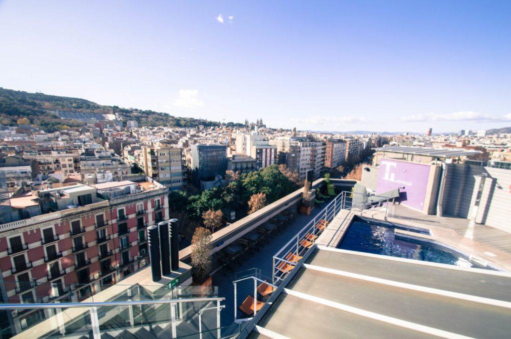 Au coeur de Barcelona Universal