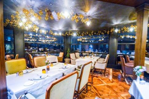 Le Zeferan Restaurant au luxueux Ajwa Sultanhamet Hotel