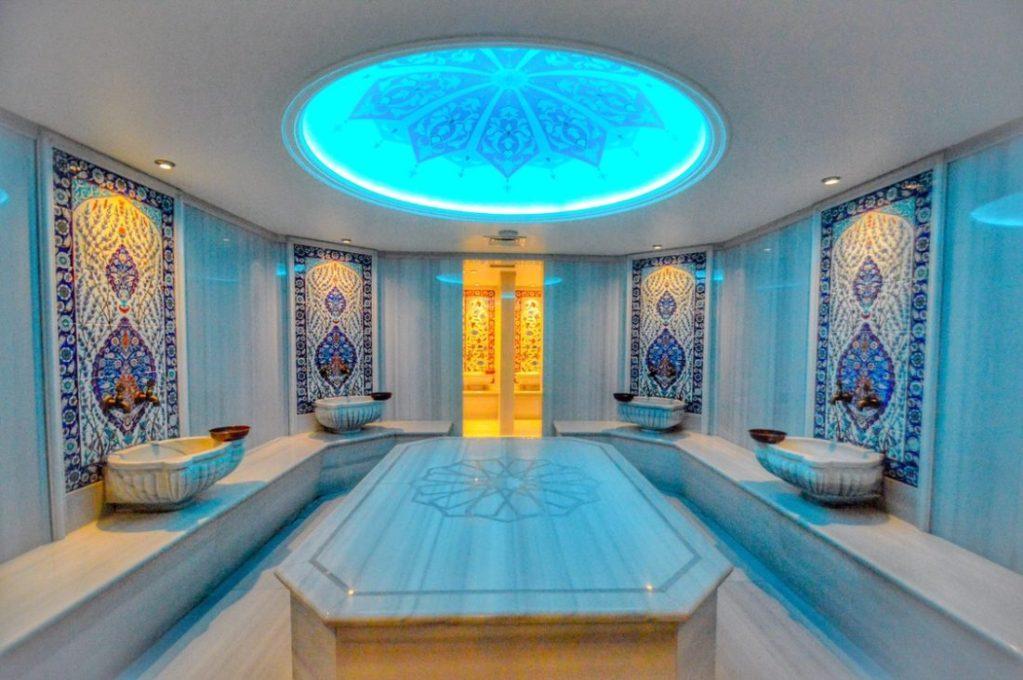 Les Mille et une Nuits à l'Hôtel Ajwa Sultanhamet