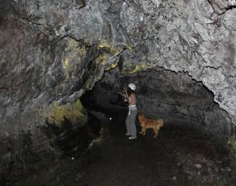 Tunnel de lave