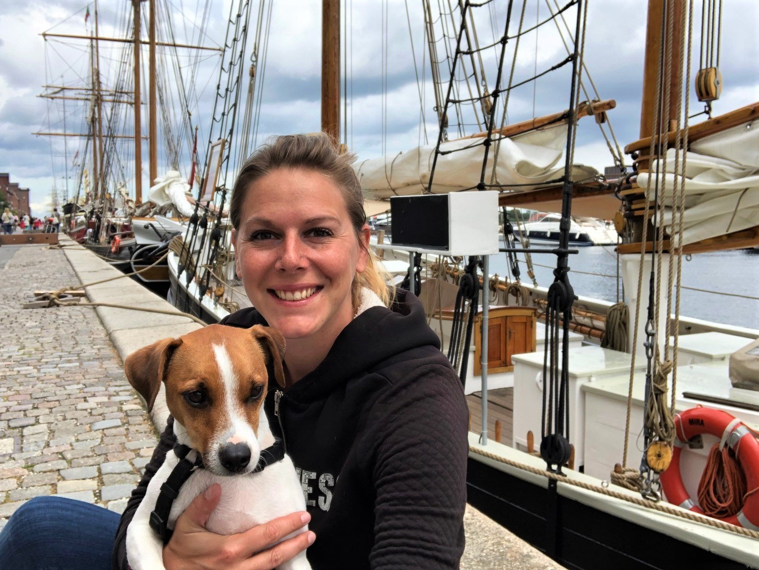 Copenhague avec ton chien
