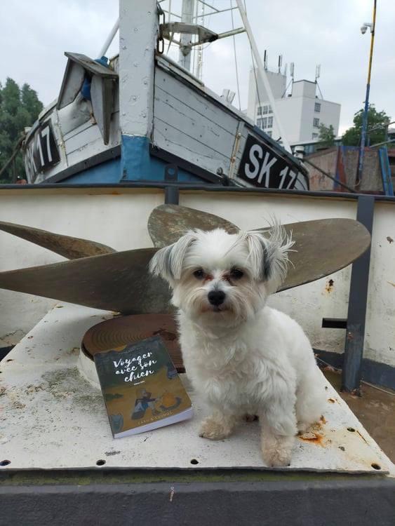 Livre pour voyager avec son chien