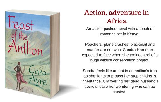 Action, adventure in Africa (2)