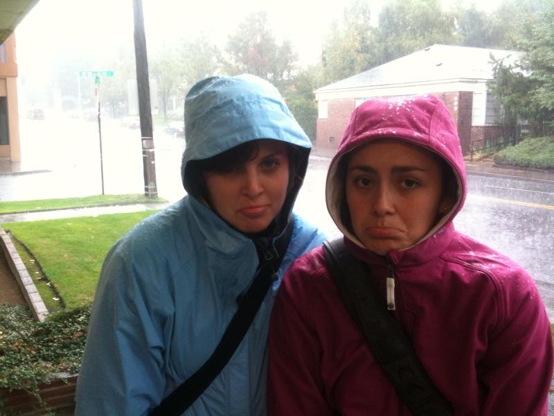 aaaaand the monsoon.
