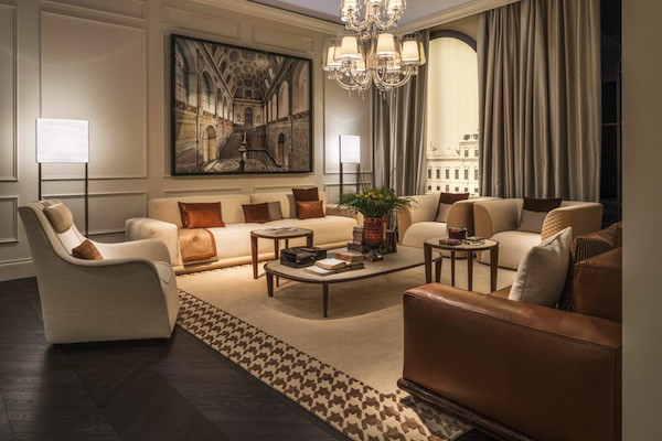 Luxury Living Opens London Flagship Store On Brompton Road