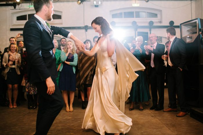 First dance London