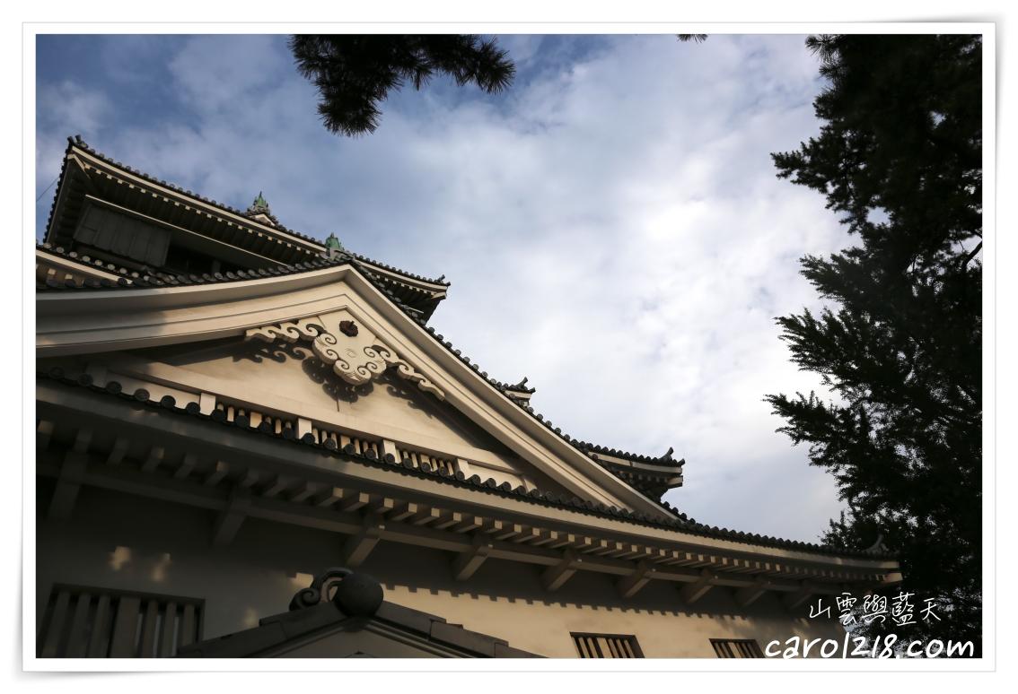 小倉城~重新整修四月開放,小倉必遊景點/親子景點