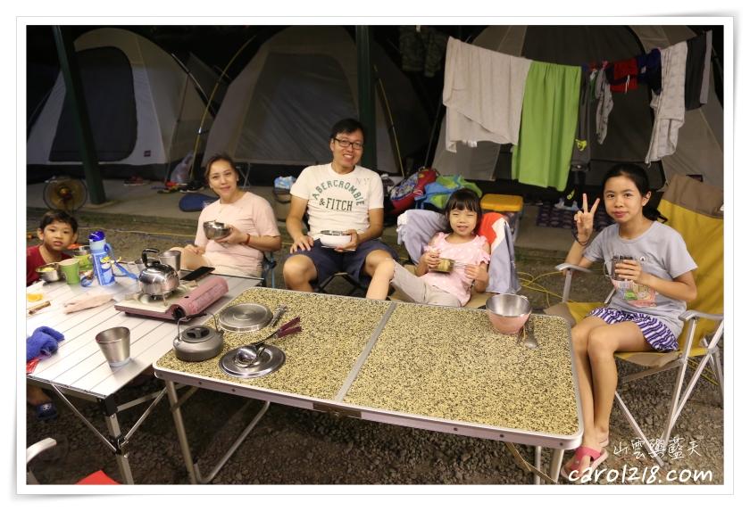 南庄,戲水池,歐廚到你家,苗栗南庄,金成露營區,金成露營渡假園區,露營外燴