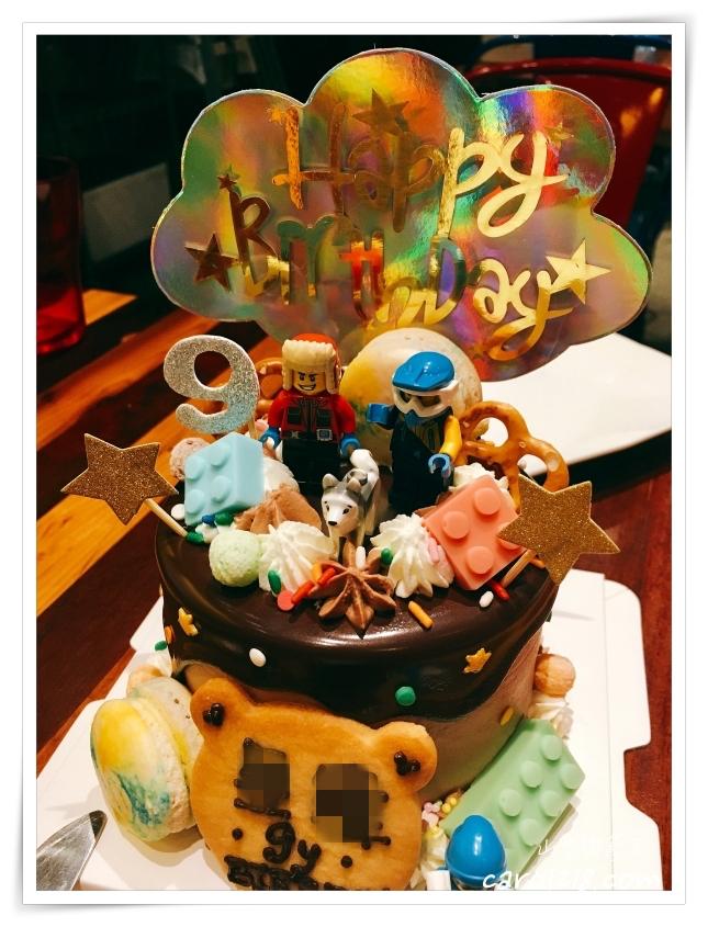 台中生日蛋糕,台中生日蛋糕推薦,台中造型蛋糕,小家仨人,小家仨人甜點工作室,樂高生日蛋糕,樂高蛋糕