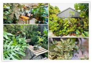 網站近期文章:[新社]右之界~有置身日本的錯覺,滿滿植物的療癒咖啡店
