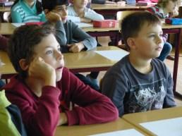 Breisach, Theresianum: Rosetta ist offenbar auch was für Jungs ...