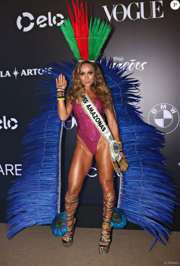 look sabrina sato baile da vogue 2018