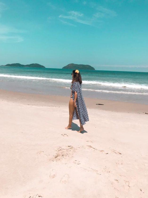 praia barra do una