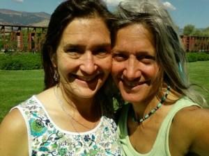 Carola Marashi M.A. & Gwendolyn Terra