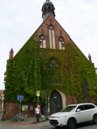 Heiliggeisstkirche (c) Carola Peters