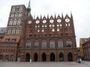 Rathaus in Stralsund (c) Carola Peters