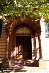 Kirchenportal von Sankt Jakob