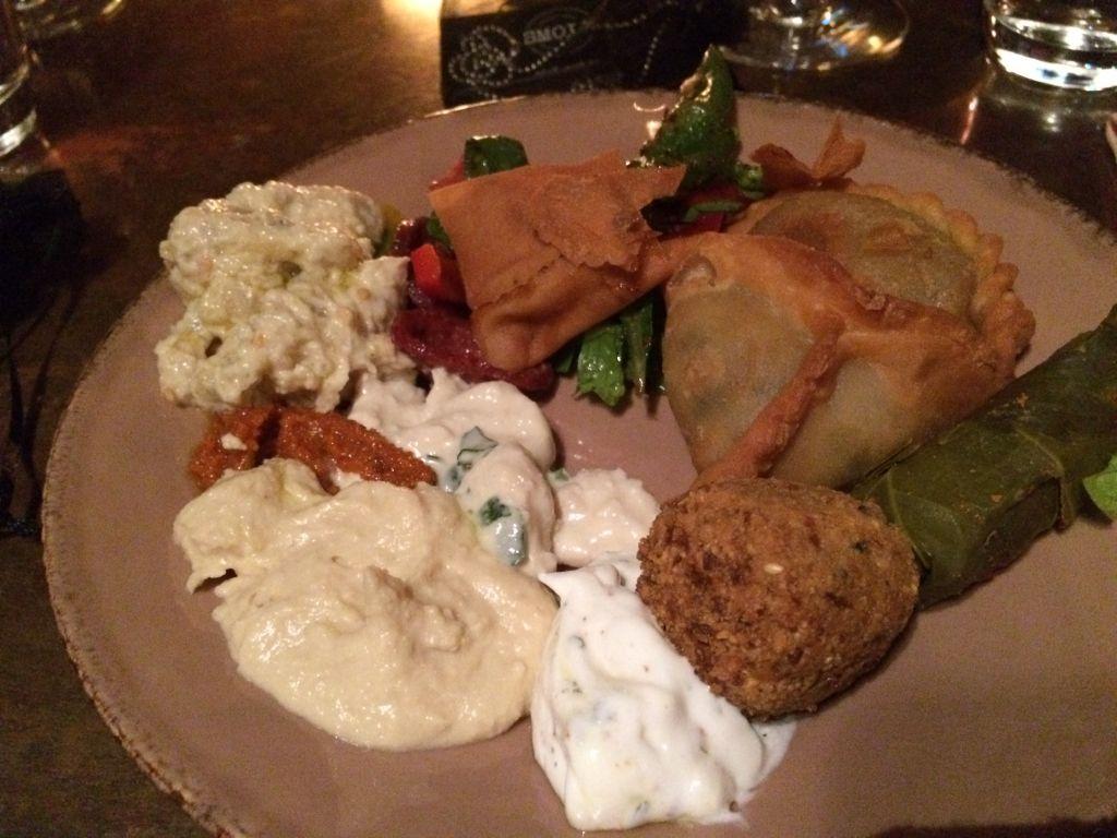 libanesiskt kök