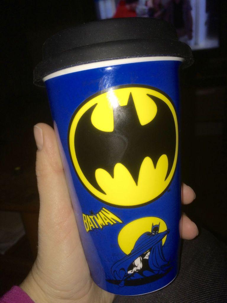 disney batman