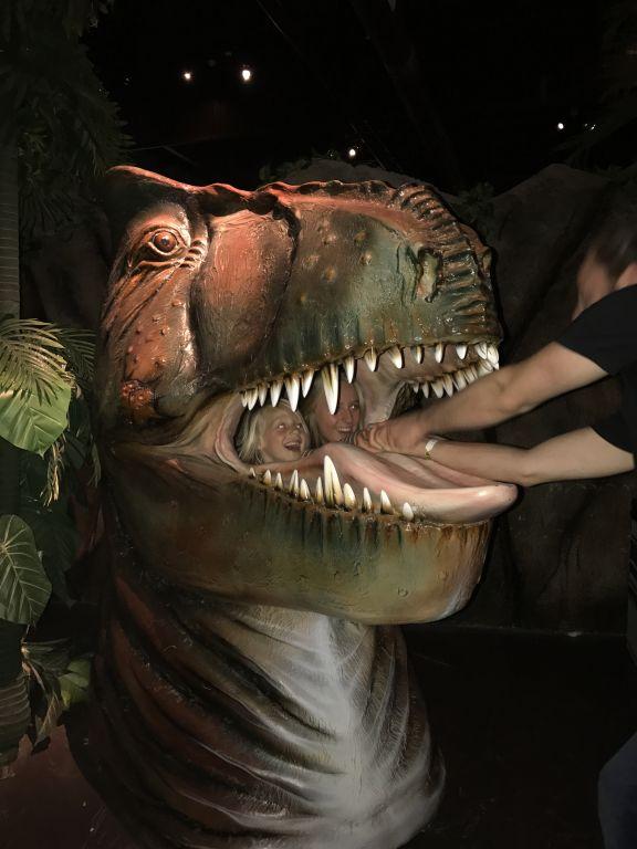 dinosauriemat