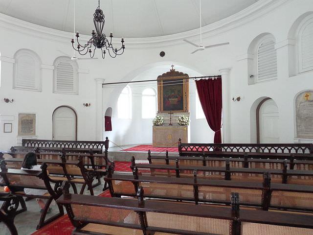 亞美尼亞教堂內部