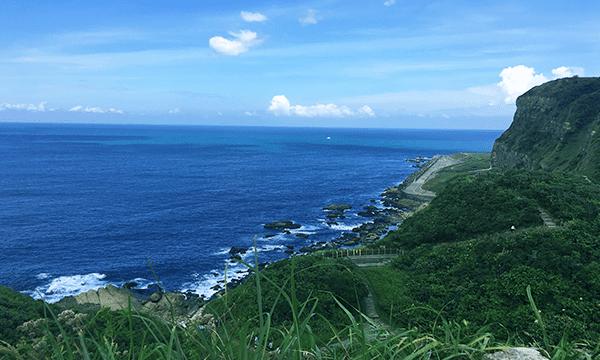 【基隆景點】望幽谷|讓人遺忘憂傷的海岸步道